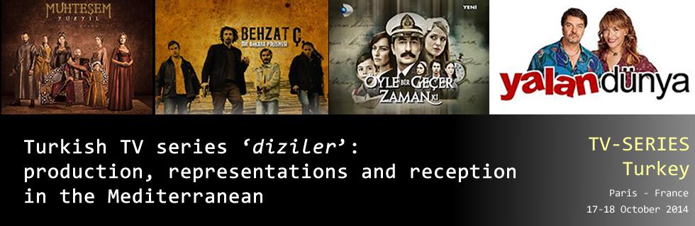 Les séries télévisées turques 'Diziler